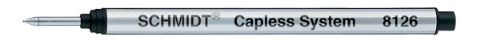 Schmidt Capless Rollerball Pen Refill 8126F Fine Point - From as low as £2.60